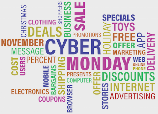 Cyber Monday Deal Alerts!