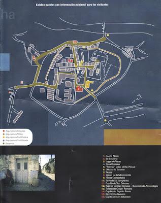 Mapa Idanha-a-Velha