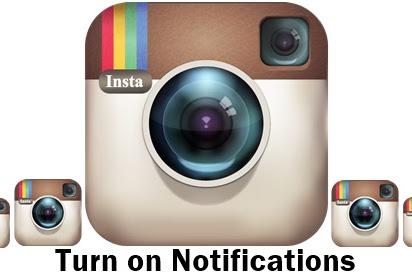 Arti dan Fungsi Turn on Notifications di Instagram.