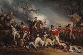 A kém amerikai függetlenségi háború