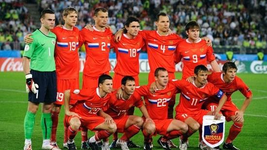 Kỳ tích của tuyển Nga dưới thời Guus Hiddink.