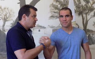 Το Σάββατο 29 Ιουλίου 2017 πέφτει στα βαθιά ο Σπύρος Χρυσικόπουλος
