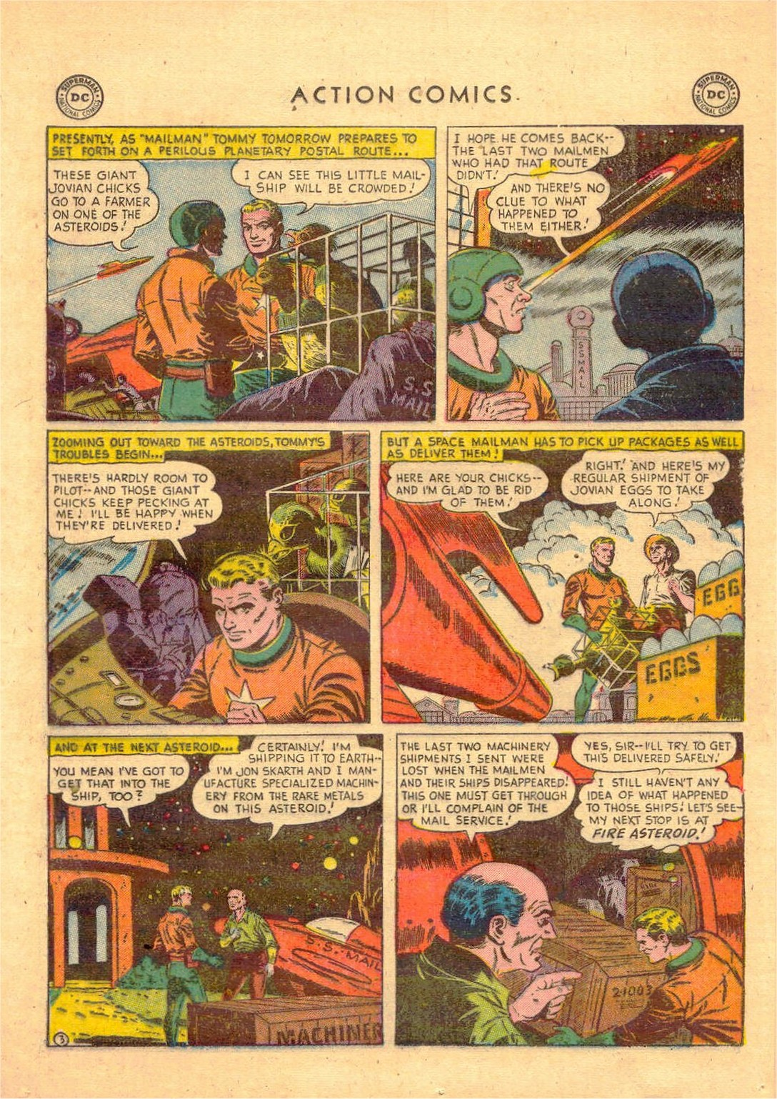 Read online Action Comics (1938) comic -  Issue #181 - 26