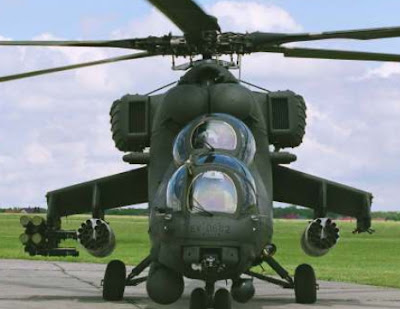 NAF RC helicopter boko haram