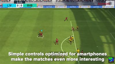 Pro Evolution Soccer 2018 v2.0.0 Mod Apk OBB Terbaru