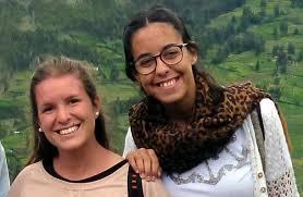 f58dbd2e7 Cada una de las fotos que circulan de Marina Menegazzi y María José Coni,  las mochileras mendocinas asesinadas, muestra la alegría del primer gran  viaje.