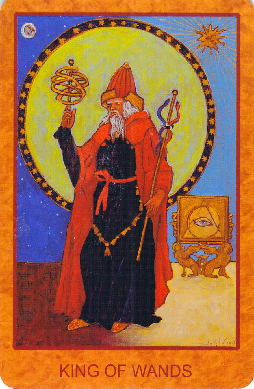 Rowan Tarot December 2012: What Wisdom Does My Higher Power Offer Today In Facing My