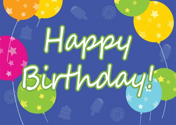 happy birthday song clipart - photo #10