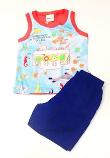 Kit de moda bebê para revender