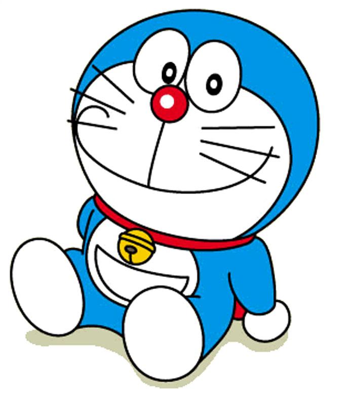 Imprimir Dibujos Dibujos de Doraemon para Imprimir