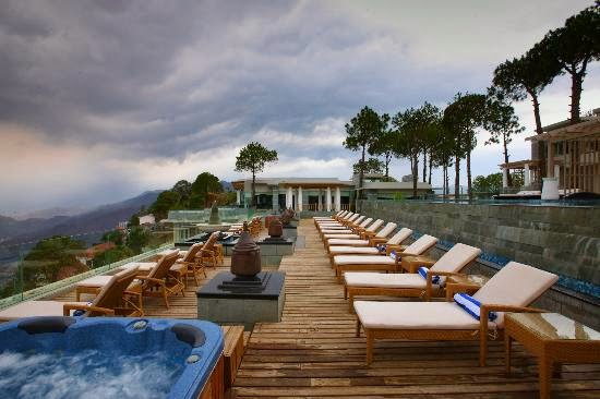 Moksha Spa Resort in Parwanoo is one of the finest spa resorts in Himachal Pradesh