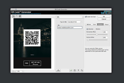 Cara Membuat Kode QR Photoshop