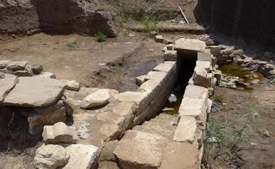 Nilometer Kuno Abad Ketiga SM Ditemukan di Mesir