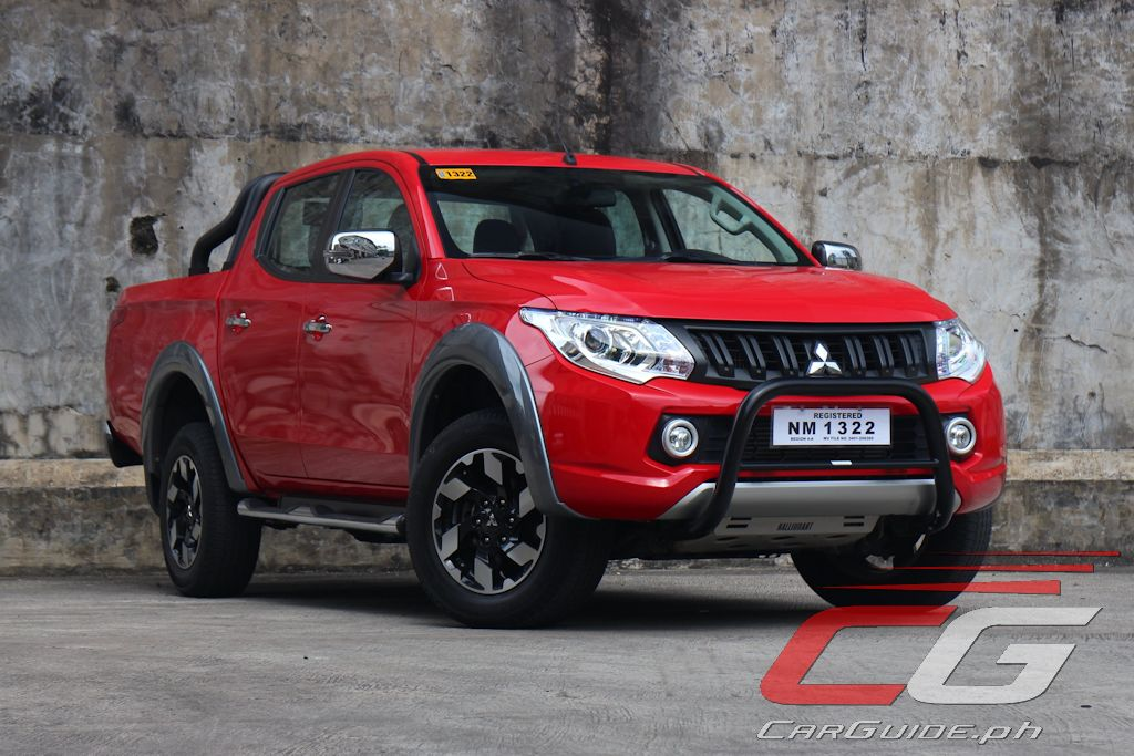 Review 2017 Mitsubishi Strada Gt Philippine Car News