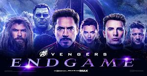 Avengers Endgame Last Banner