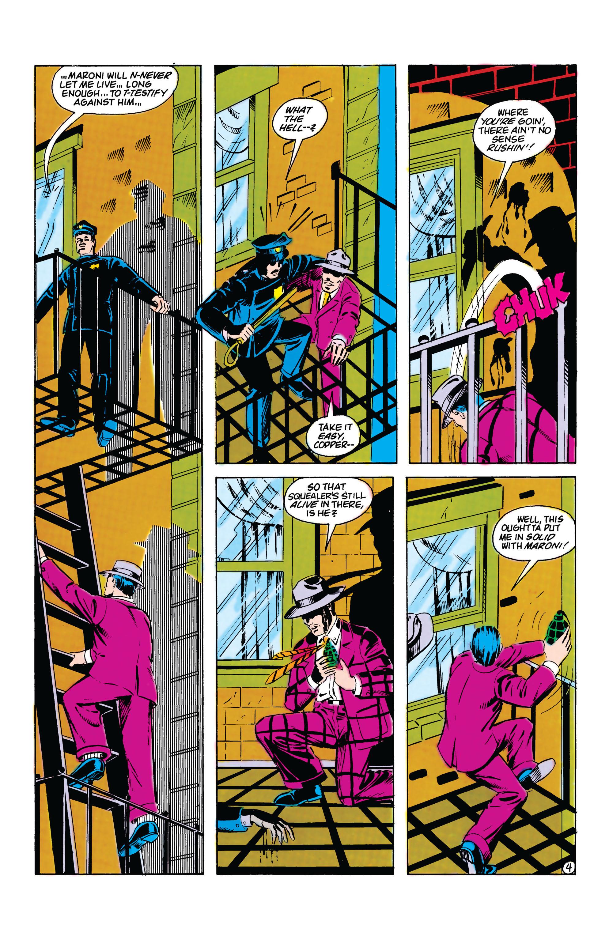 Read online Secret Origins (1986) comic -  Issue #20 - 23