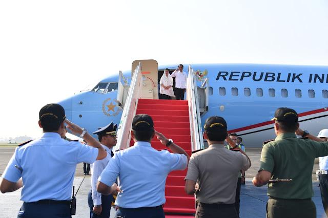 Kunjungan Kerja ke Papua, Jokowi Akan Tinjau Jembatan Holtekamp dan Kunjungi Asmat