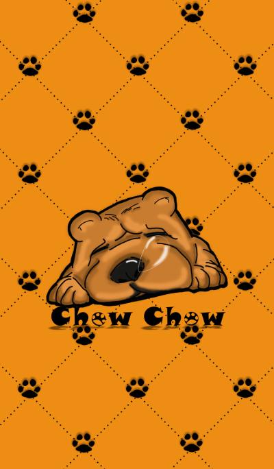 Austin (Chow Chow)
