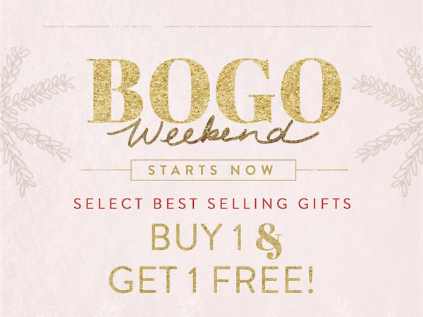 It's a BOGO Weekend with Dayspring!!