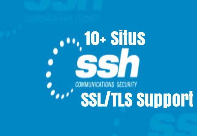 10+ Situs Create Akun SSH Support SSL/TLS Lengkap Dengan Cara Membuatnya Terbaru