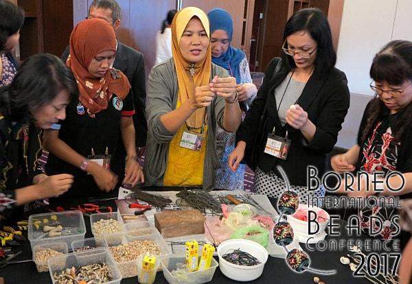 Borneo Bead Conference 2017
