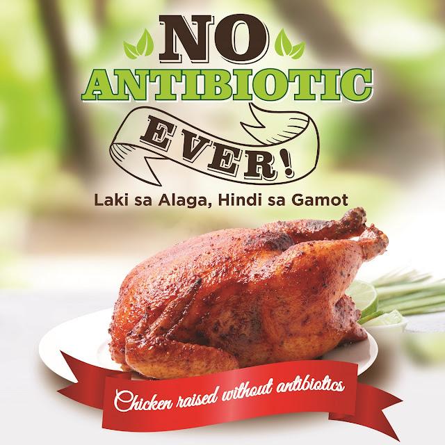 Bounty Agro Chickens Have No Antibiotic Ever!