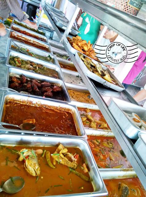 Cafe Pinggiran Laut @ Batu Maung, Penang