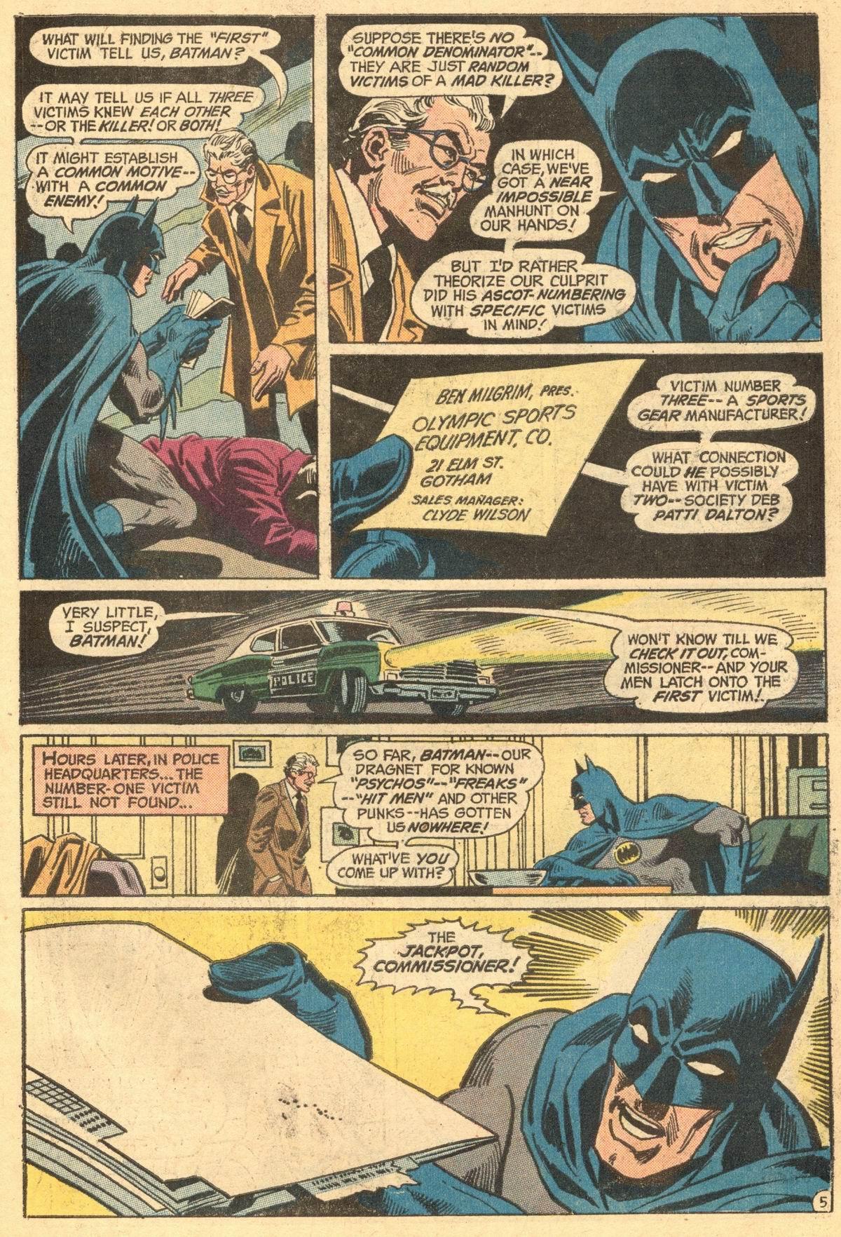 Detective Comics (1937) 433 Page 6