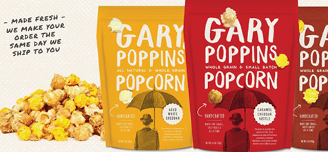 The Best Artisan Popcorn