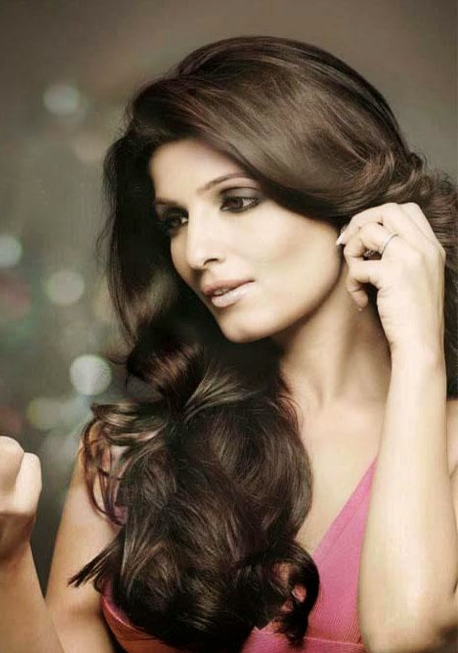 Very Beautiful Blond Teen Girl With: Very Beautiful And Smart Twinkle Khanna Image Download