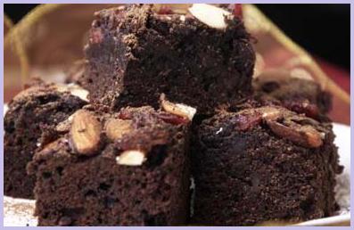 Cara gampang dan sederhana membuat Kue Kering Brownies Cokelat