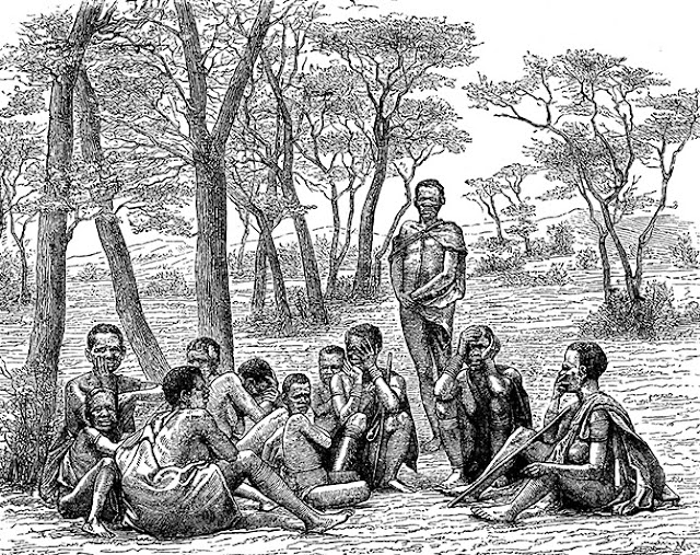 Archaeologist debunks the myth of 'the nearly naked Bushmen'