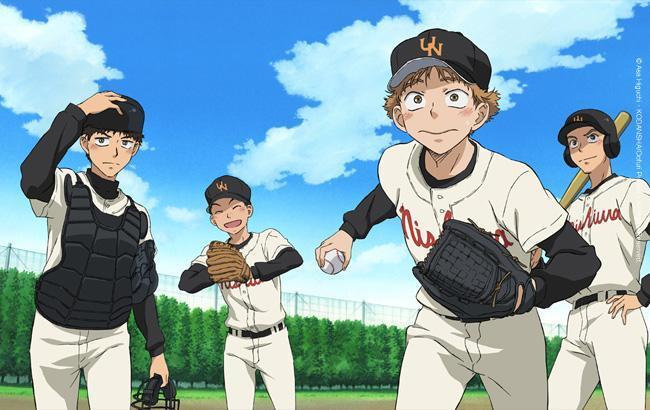 rekomendasi anime sport bisbol
