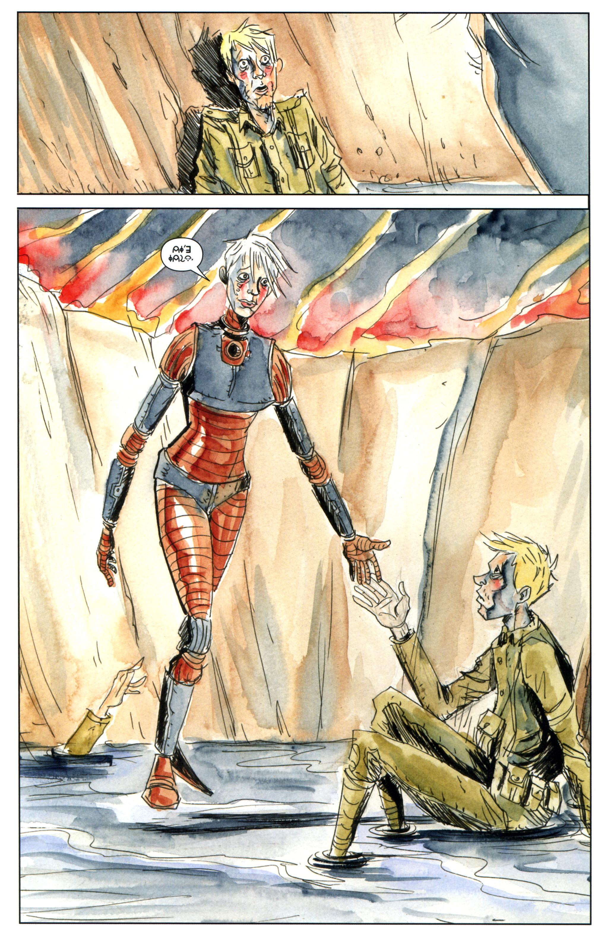 Read online Trillium comic -  Issue #8 - 26