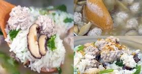 แจกสูตรข้าวต้มหมูสับทรงเครื่อง ทำง่าย กินง่าย