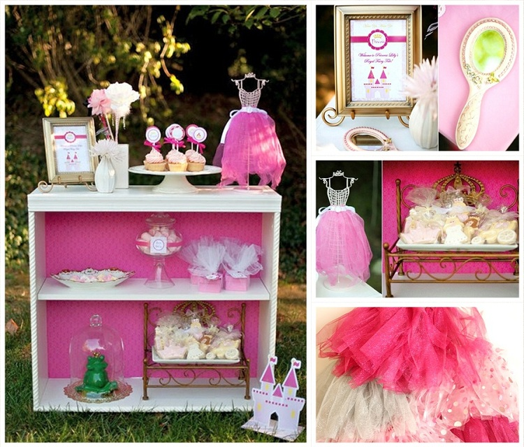 95+ Outdoor Princess Party Ideas - Disney Princess ...
