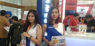 Lowongan Kerja SPG / SPB Handphone BEC Bandung