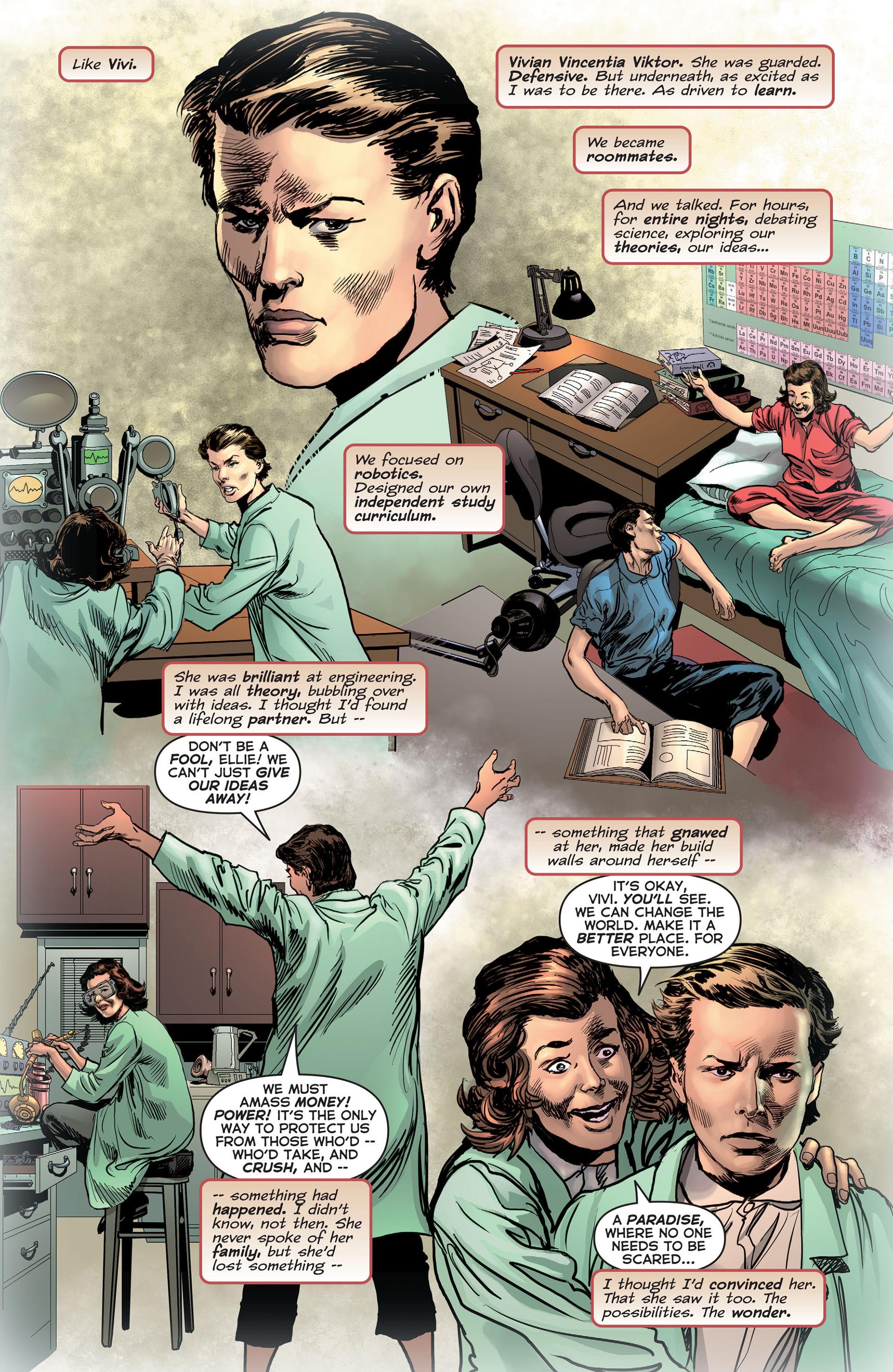 Read online Astro City comic -  Issue #15 - 13