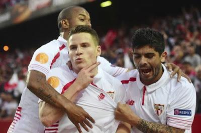 Crónica Sevilla FC 3 Vs Shakhtar Donetsk 1