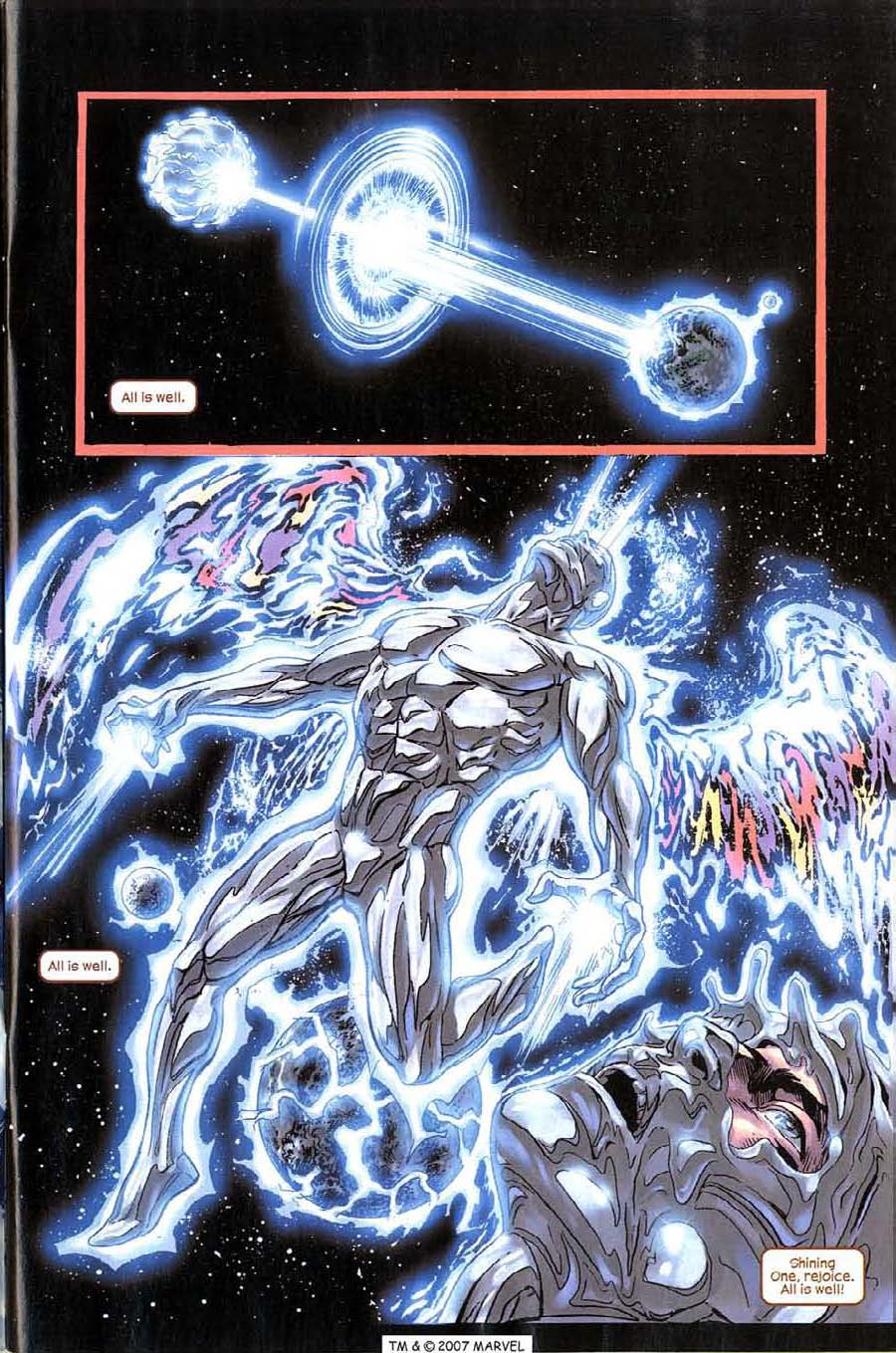 Read online Silver Surfer (2003) comic -  Issue #14 - 5