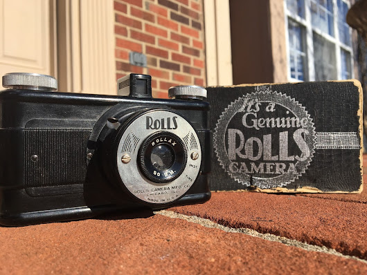 Point and Shoot Pity Party Part 2: The Rolls Camera