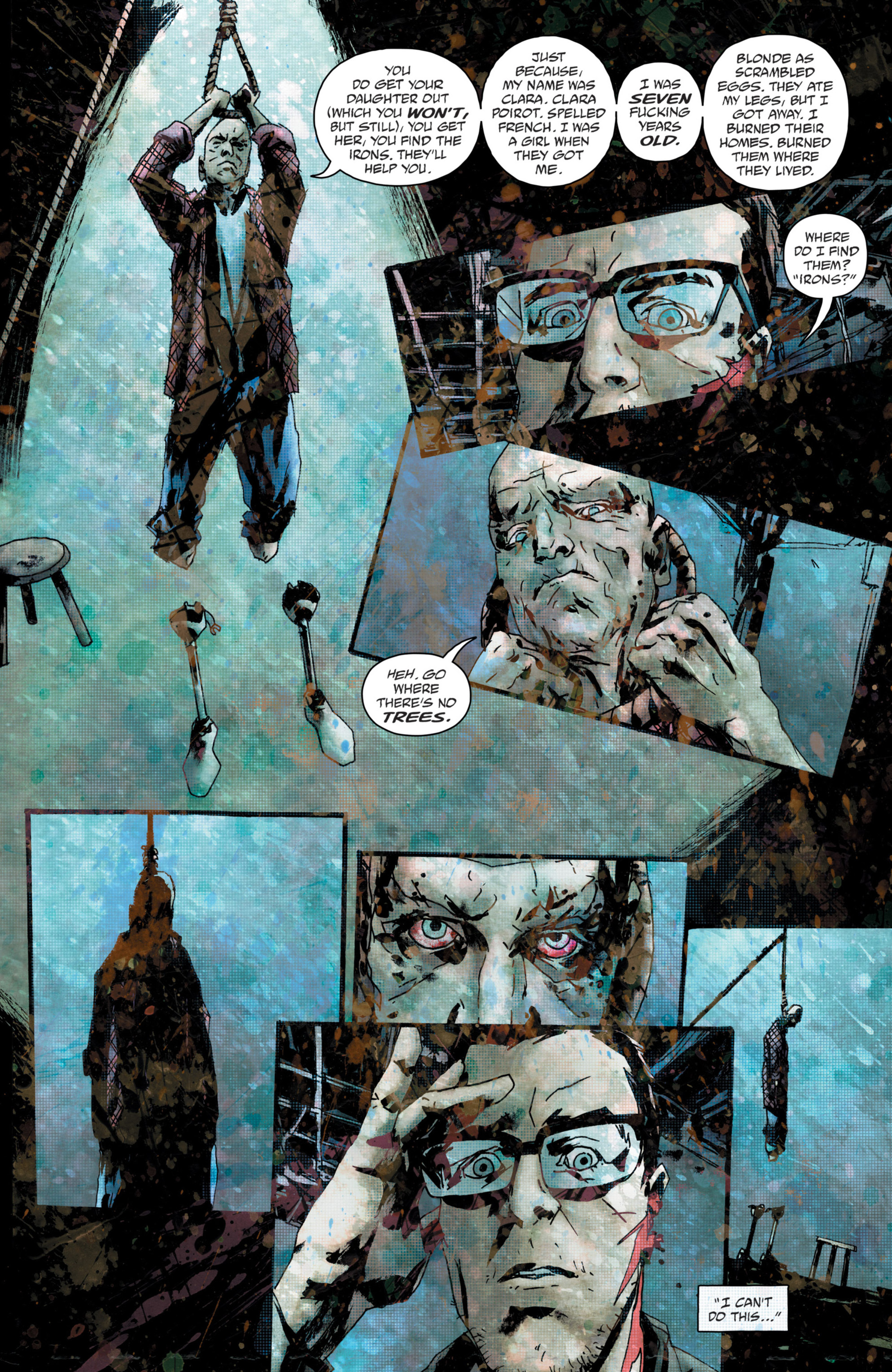 Read online Wytches comic -  Issue #4 - 18