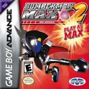 Bomberman Max 2 Red Advance