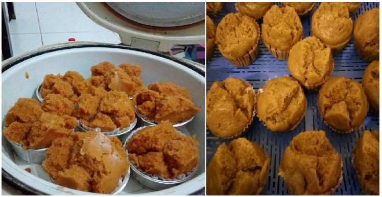 Resep Cake Kukus Gula Palem: Resep Membuat Bolu Kukus Gula Merah Magic Com, No Telur