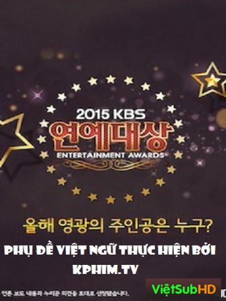 Lễ Trao Giải Kbs 2015