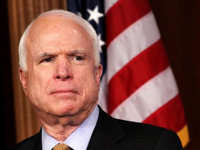 ¿Quién era John McCain?