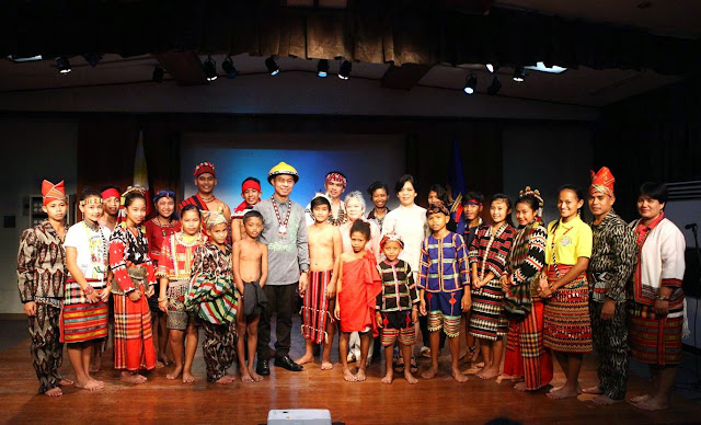 Indigenous youth share their culture at 2nd Katutubo Exchange program