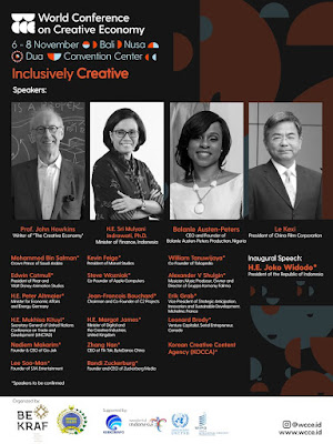 The World Conference on Creative Economy