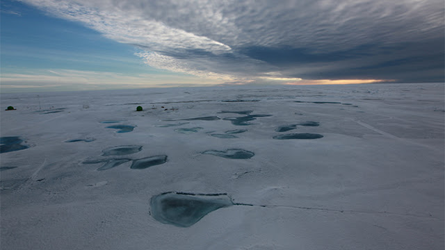 International team reports ocean acidification spreading rapidly in Arctic Ocean