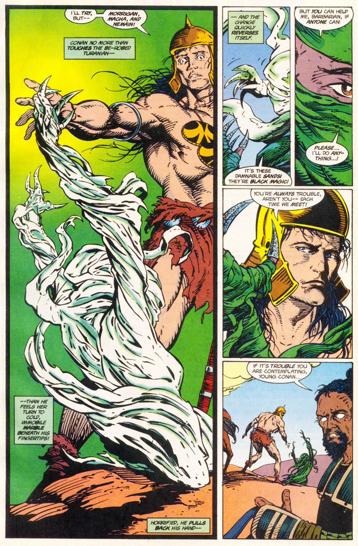 Read online Conan the Adventurer comic -  Issue #12 - 9